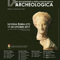 Dal 17 al 20/10 Licodia Eubea capitale internazionale del Cinema Archeologico con la IX Rassegna del Documentario e della Comunicazione Archeologica