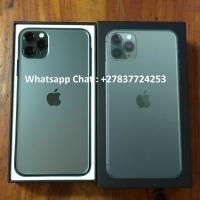 Apple iPhone 11 Pro 64GB = 600 EUR, Apple iPhone11 Pro Max 64GB = 650 EUR, Apple iPhone XS64GB = 400 EUR, Apple iPhone XS Max64GB = 430EUR , Whatsapp Chat : +27837724253