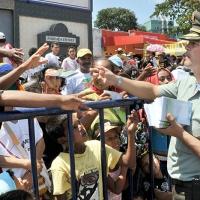 Diminuisce la violenza in Colombia