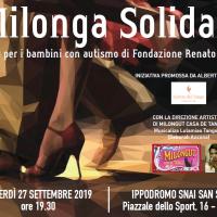 Ritorna l'appuntamento con la magia del tango:  La milonga solidale per aiutare i bambini con autismo di fondazione piatti
