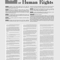 Accogliamo l'appello di insistere sui Diritti umani