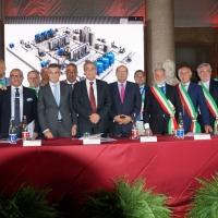 -  Napoli, Cise presieduta da Giosy Romano promuove il rafforzamento dei rapporti economici fra l'Italia e l'Egitto. (Scritto da Antonio Castaldo)
