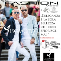 INTERVISTA A ERNO ROSSI & WILLIAM VITTORI , DUE PROFESSIONISTI ELEGANTI PER LA nuova scuola di moda  NEW FASHION MODA in collaborazione con l'agenzia di Wedding & Event e Event Moda Eds WP Eventi Italian Luxury Brand