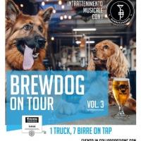 BREWDOG ON TOUR Vol. 3 per la prima volta arriva a Recco: 3 giorni di birra e musica no stop
