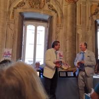 Il fisico dell'INFN di Frascati, Sergio Bartalucci, tra i premiati nella sezione Letteratura a Spoleto
