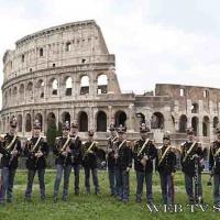 La Polizia festeggia al Colosseo il Patrono San Michele Arcangelo