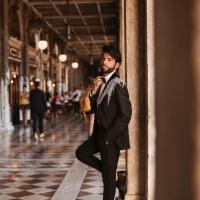 Federico Fashion Style sabato a Napoli per festeggiare il suo compleanno
