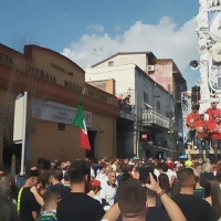 -Napoli Quartiere Barra Successo per la 197esima Festa dei Gigli. (Scritto da Antonio Castaldo)