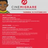 CineMigrare 2019: tappa alla Casa del Cinema di Taormina