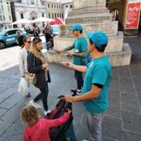 STOP alla droga a Vicenza