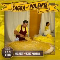 Paioli giganti pronti e fornelli accessi: sta per ripartire la grande Sagra della Polenta di Vizzolo Predabissi (Milano), a ingresso gratuito