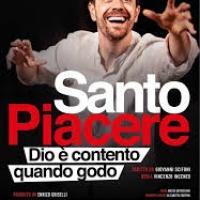 """Roma: Giovanni Scifoni con """"Santo Piacere Dio è contento quanto godo"""" ritorna questa sera alla sala Umberto!"""