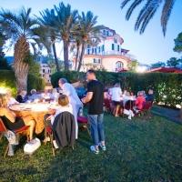 La nuova stagione di Villa Pagoda a Genova Nervi tra cabaret, musica dal vivo e specialità culinarie