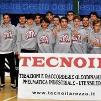 I giovani della Sba al debutto nei massimi campionati regionali Gold