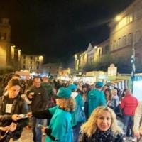 Mondo libero dalla droga allo Street Food Festival di Macerata