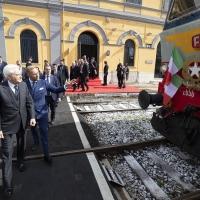- Pietrarsa i 180 Anni della Ferrovia Napoli-Portici. (Scritto da Antonio Castaldo)