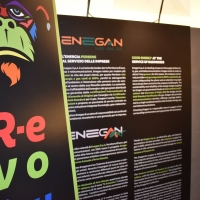 AL VIA LA MOSTRA 'R-EVOLUTION'
