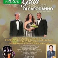 Attesa per il Gran Concerto di Capodanno 2020 V Edizione Teatro delle Palme Napoli