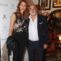 "PIOGGIA DI VIP PER ""THE GOLD FASHION ROME 2020"""