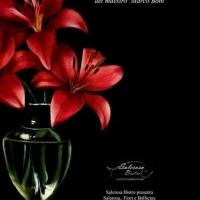 I fiori del Maestro Marco Boni al SaleRosa Bistrot
