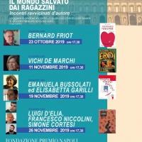 """Il """"Gianni Rodari francese"""" ospite alla Fondazione Premio Napoli del progetto """"Il mondo salvato dai ragazzini"""""""
