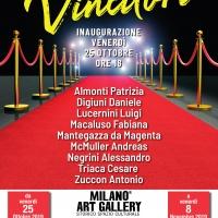 La mostra dei vincitori alla Milano Art Gallery presentata dal curatore di mostre e grandi eventi Salvo Nugnes