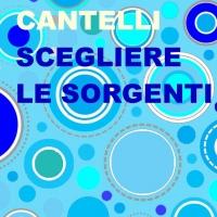"""Esce oggi il romanzo di Corrado Cantelli """"Scegliere le sorgenti"""""""
