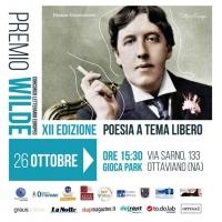 """Ottaviano(NA), Al Via Il Countdown Per La XII Edizione Del """"Premio Wilde"""""""