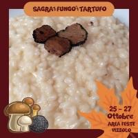 Funghi e tartufi diventano protagonisti alla sagra di Vizzolo Predabissi (Milano)