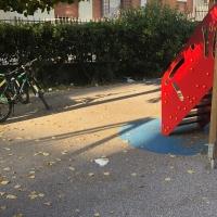 Carlo Spinelli ( IDD ) denuncia ancora sporcizia a Vicovaro
