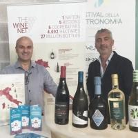 The Wine Net – Italian Co-Op Excellence rinnova la partecipazione al Festival della Gastronomia di Roma