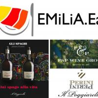 """F&P Wine Group presente con """"Gli Spaghi"""" de Il Poggiarello e Perini & Perini a Emilia.Eat"""