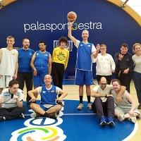 Il basket integrato della Sba inizia il nono anno di attività