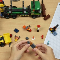 Lego® Serious Play® e la gestione dei near miss