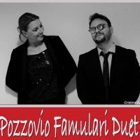 Pozzovio Famulari Duet in Concerto al Teatro Arciliuto di Roma (29 ottobre)