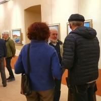 Castello Bolognini: inaugurata la mostra pittorica di Concetta Maria Cormio presentata da Salvo Nugnes