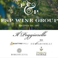 Per F&P Wine Group un anno importante ricco di premi e riconoscimenti