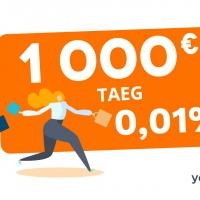 Prestiti Personali: Novembre di offerte a tempo Limitato con TAEG 0,01%