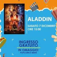 """Arriva la magia di """"Aladdin"""" al cinema de Il Giardino dei Giochi"""