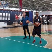 L'agenzia Oiko firma il basket village a Colonia, alla fiera internazionale delle strutture sportive