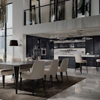 """Il futuro della sala da pranzo: per Martini è da """"vivere"""""""
