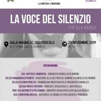 """Sabato 23 a Cancello ed Arnone, """"La voce del silenzio"""" Mostra-convegno sulla violenza di genere alle ore 17:00"""