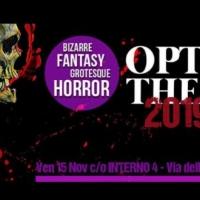 Ad Interno 4 la premiazione dei film di Optical Theatre Horror Film Festival
