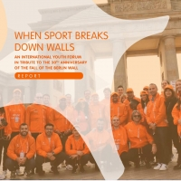 "Save the Dream presenta il rapporto ""When Sport Breaks Down Walls"""