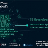 Personal Data, Gruppo Project: II appuntamento Roadshow 'Industrial IoT e Cybersecurity'
