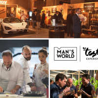 I Taste Festivals si arricchiscono con la Special Edition 'Man's World | Taste Experience'