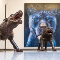 Liu Ruowang torna in Italia con la monumentale installazione