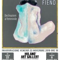Grande attesa per la mostra personale di Matteo Fieno a Milano