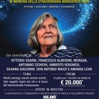 Margherita Hack nell'arte: il concorso alla Milano Art Gallery indetto da Salvo Nugnes