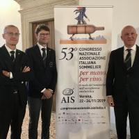 CONGRESSO NAZIONALE AIS: VERONA CAPITALE DELLA SOMMELLERIE ITALIANA